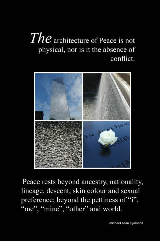The Architecture Of Peace by michael sean symonds.jpg L