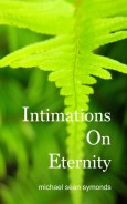 Intimations On Eternity; Bk & Wh Trade Cover michael sean symonds