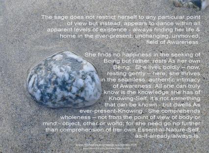 The Sage, michael sean symonds