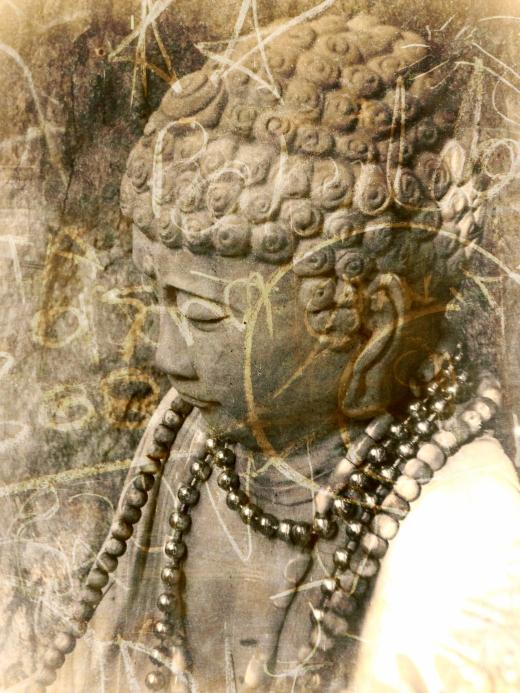 Buddha 011bw