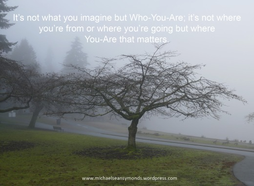 What Matters. michael sean symonds