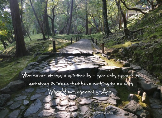 You Inherently Are. michael sean symonds
